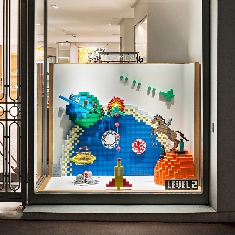 Hermès Video Game, Studio Idaë