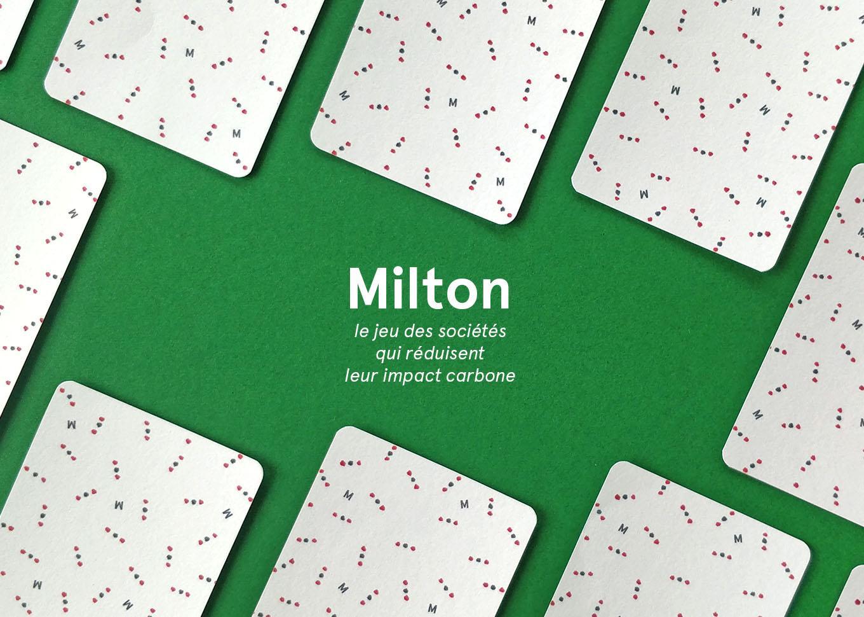 Lancement du jeu Milton